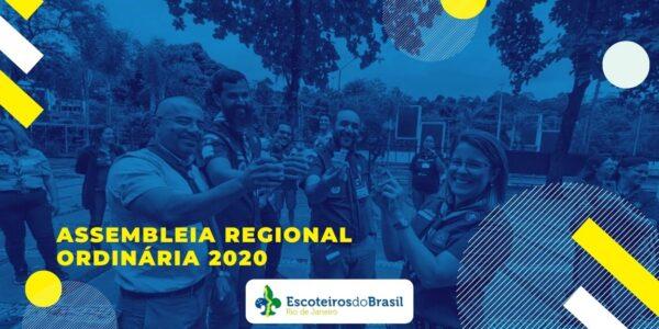 Assembleia Regional Ordinária 2020