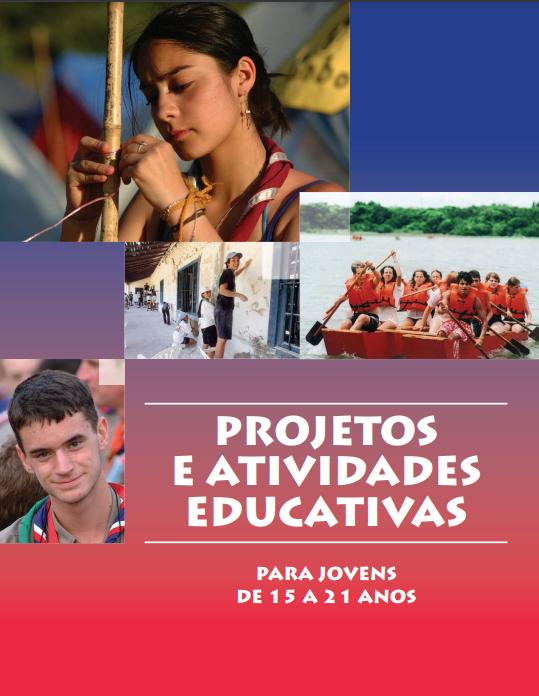 Atividades Educativas para os Ramos Sênior e Pioneiro   Disponível no PAXTU