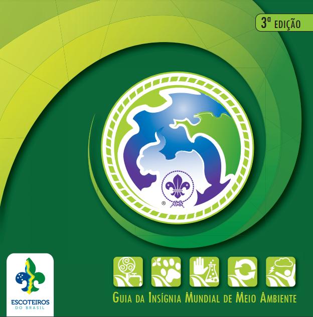 Guia da Insígnia Mundial de Meio Ambiente   Disponível no PAXTU