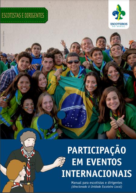 Participação em Eventos Internacionais   Disponível no PAXTU