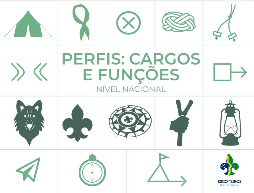 Perfis: Cargos e Funções: Nível Nacional