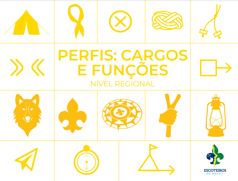 Perfis: Cargos e Funções – Nível Regional