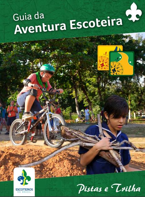 Guia da Aventura Escoteira – Pista e Trilha   Disponível no PAXTU