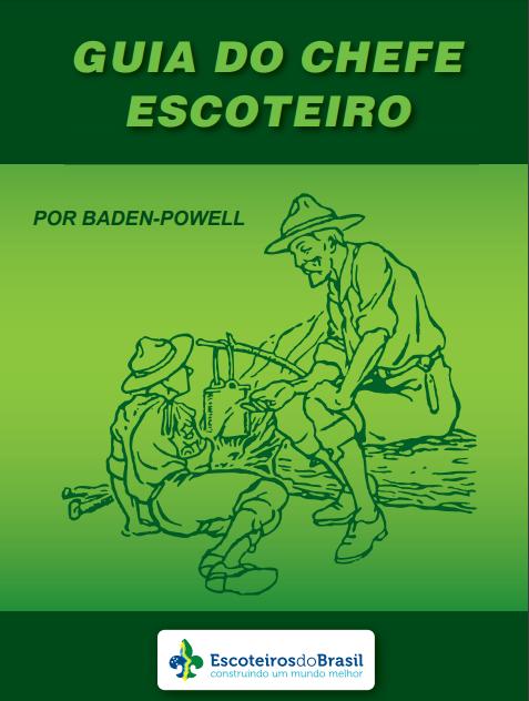 Guia do Chefe Escoteiro   Disponível no PAXTU